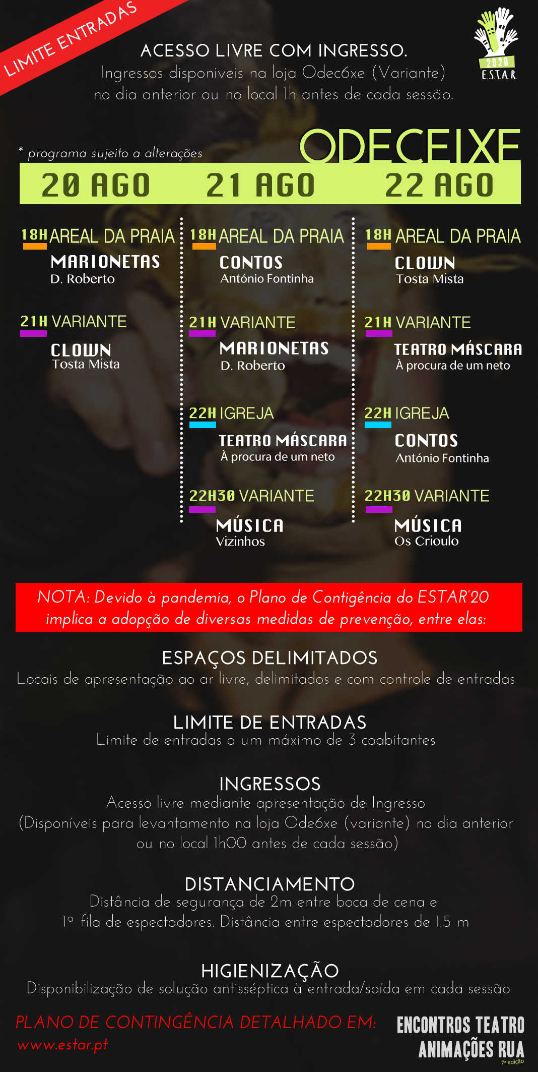 PROGRAMA'20 ODE
